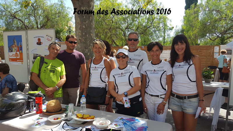 Forum des associations 2016 Sanary