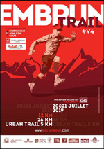 Flyer Trail d'Embrun 2019