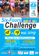 Flyer Six-Fours Challenge 2019