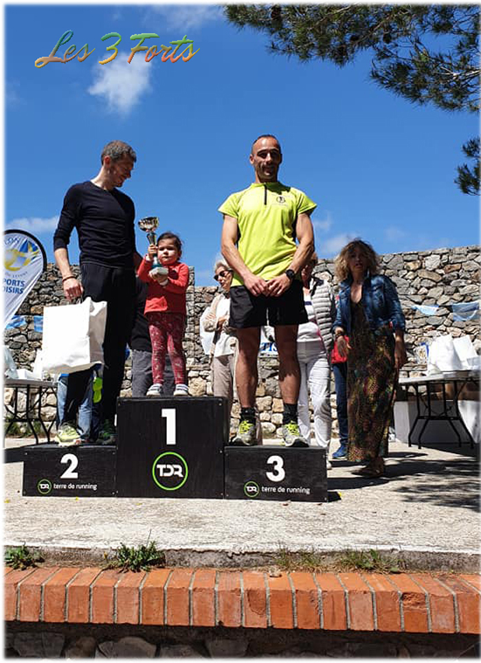 Course des 3 Forts 2019 - Yoan