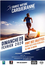 Course Nature Carqueirane 2020