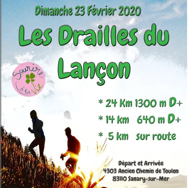 Drailles 24 km